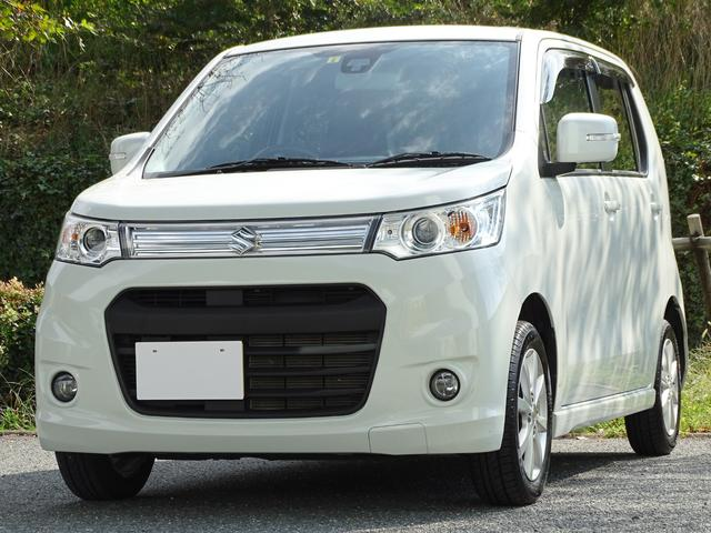 「スズキ」「ワゴンRスティングレー」「コンパクトカー」「兵庫県」の中古車58
