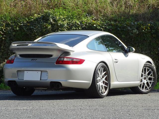 911カレラ 左H車高調エアクリRスポ20AWマフラー検R3(2枚目)