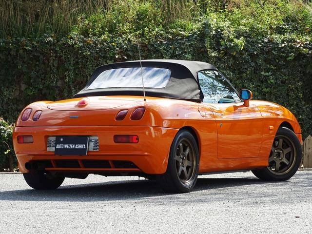 「フィアット」「フィアット バルケッタ」「オープンカー」「兵庫県」の中古車7