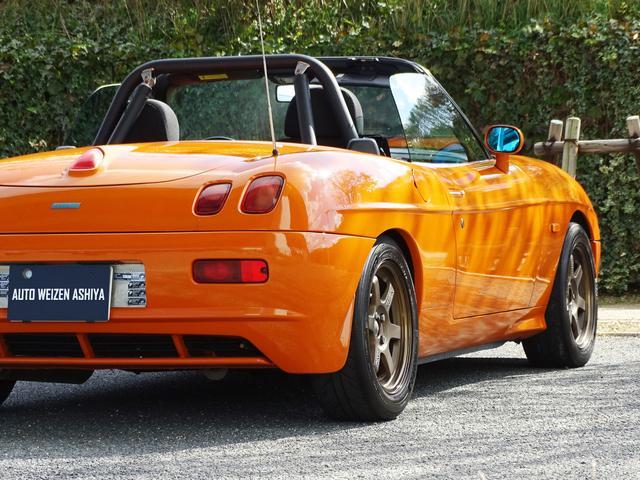 「フィアット」「フィアット バルケッタ」「オープンカー」「兵庫県」の中古車65