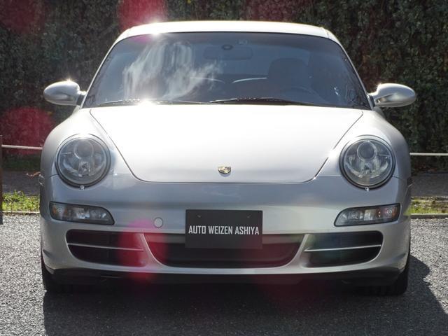 911カレラ4 D車左 6速 4WD黒革ナビSエグゾPASM(9枚目)