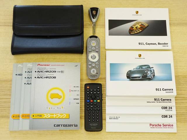 911カレラ4 D車左 6速 4WD黒革ナビSエグゾPASM(11枚目)