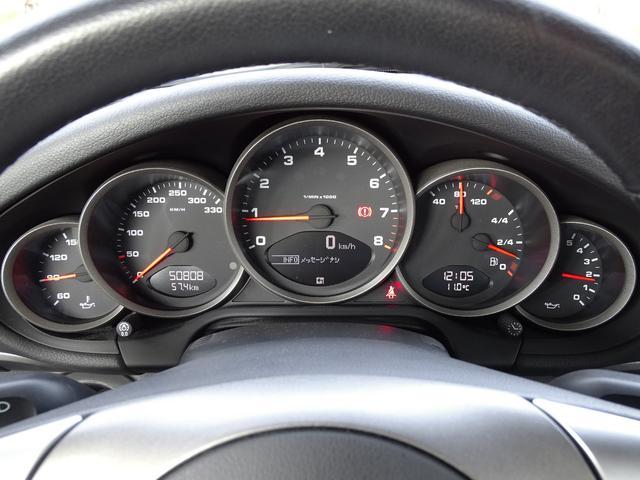 911カレラ4 D車左 6速 4WD黒革ナビSエグゾPASM(17枚目)