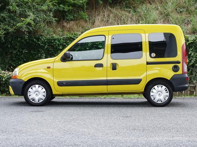 「ルノー」「ルノー カングー」「ミニバン・ワンボックス」「兵庫県」の中古車7