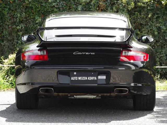 911カレラ D車左H 6速MT ワンオーナー黒革ナビGT3(10枚目)