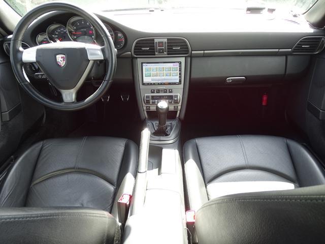 911カレラ D車左H 6速MT ワンオーナー黒革ナビGT3(17枚目)