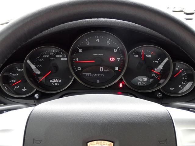 911カレラ D車左H 6速MT ワンオーナー黒革ナビGT3(18枚目)