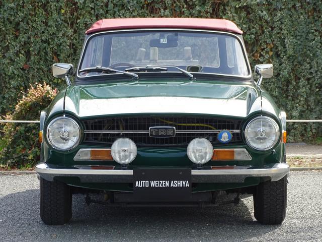 「その他」「TR-6」「オープンカー」「兵庫県」の中古車9