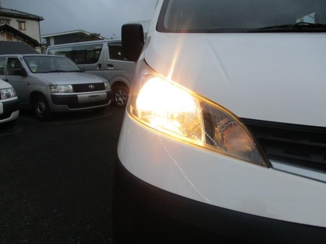 LEDヘッドライトに変更もできます!