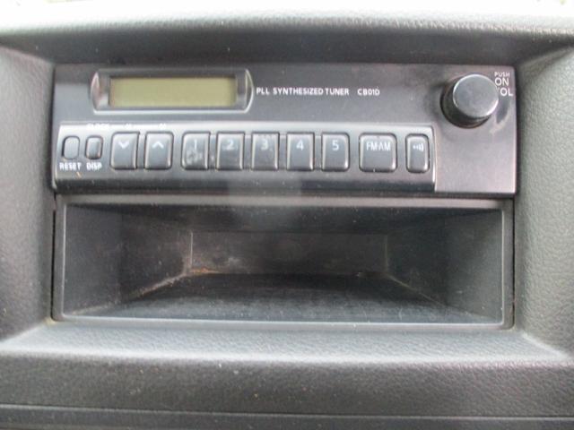 AM/FMラジオ!