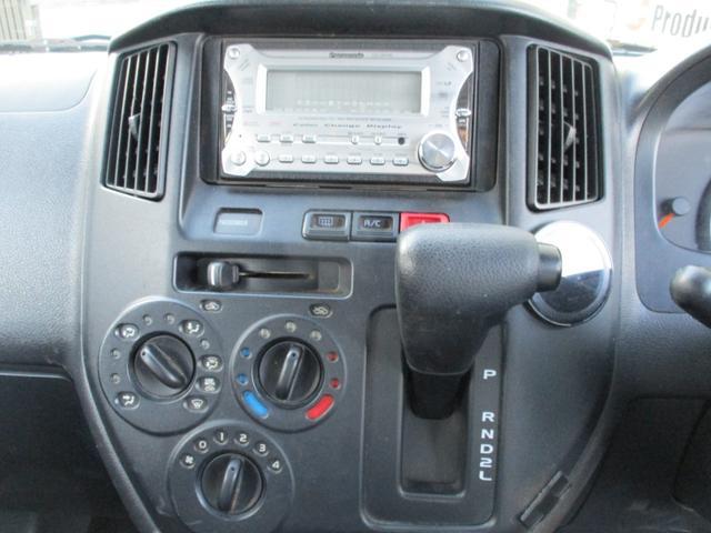 DX ドライブレコーダー前 CD/MDデッキ 両側スライドドア 5人乗り(22枚目)