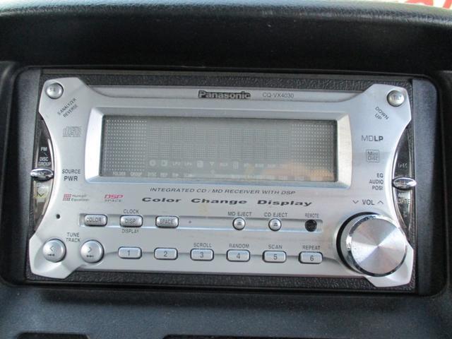 DX ドライブレコーダー前 CD/MDデッキ 両側スライドドア 5人乗り(23枚目)