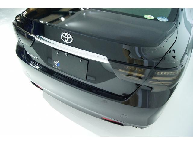 トヨタ マークX 250Gリラセレ 後期RDSコンプリート仕様 新品AW車高調