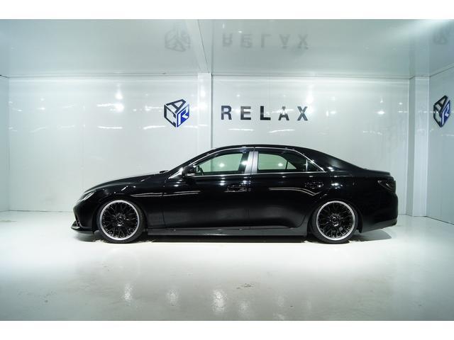 250G Fパケ後期RDS仕様 新品19アルミ 新品車高調(8枚目)