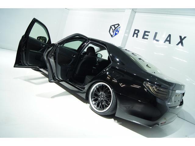250G Fパケ後期RDS仕様 新品19アルミ 新品車高調(10枚目)