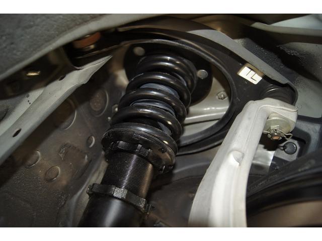 250G FパケRDS後期仕様 1年保証新品アルミ新品車高調(15枚目)