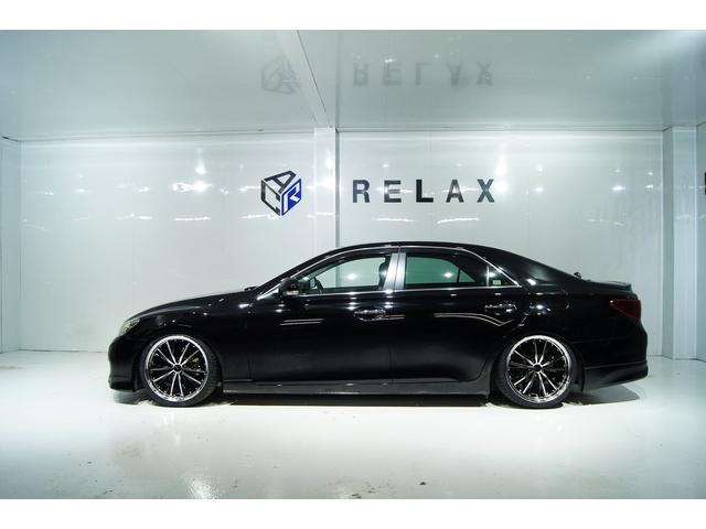 250GSパッケージリラセレ全国1年保証新品アルミ新品車高調(8枚目)