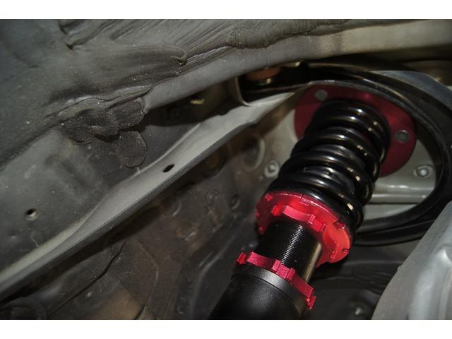 250G Fパッケージ後期 全国1年保証新品アルミ新品車高調(15枚目)