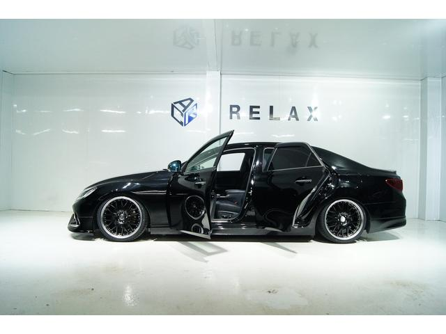 250G Sパッケージリラッセレ本革新品RDSモデリスタ仕様(9枚目)