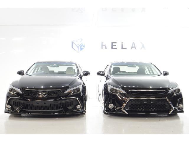 250G Sパケリラセレ 本革RDSモデリスタ仕様新品ライト(45枚目)