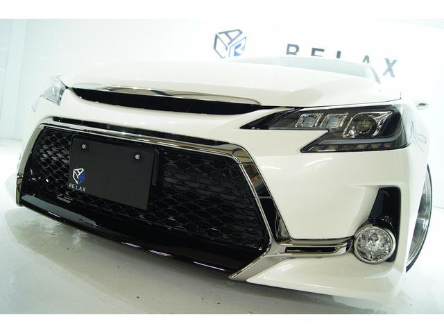 「トヨタ」「マークX」「セダン」「大阪府」の中古車3
