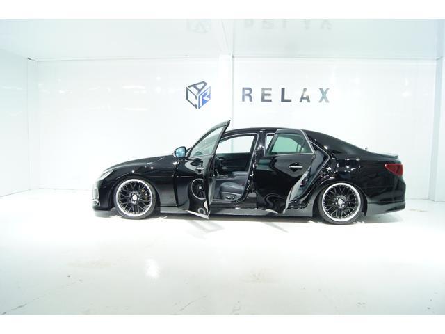 250GSパッケージリラセレGs仕様 新品ライト車高調アルミ(11枚目)