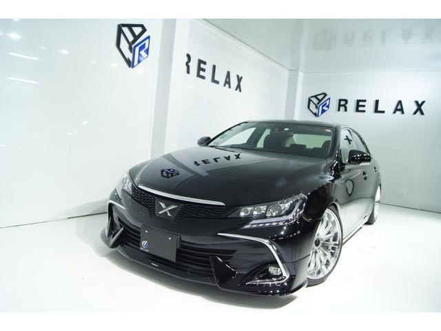 250G 新品モデリスタ 新品3眼シーケンシャル 新品車高調(3枚目)