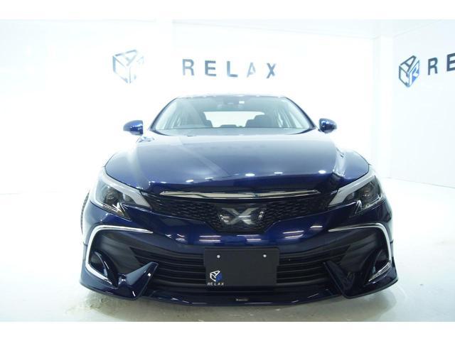 250G Fパッケージ 新品モデリスタフロントハーフ 新品19インチホイール 新品タイヤ 新品車高調 新品ヘッドライト レーダークルーズ(3枚目)