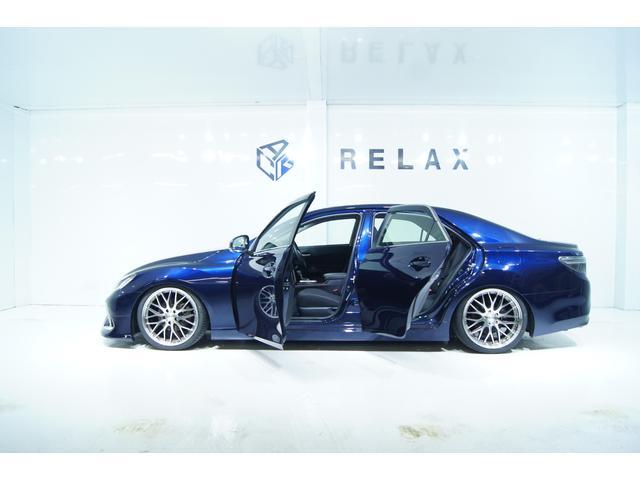 250G Fパッケージ 新品モデリスタフロントハーフ 新品19インチホイール 新品タイヤ 新品車高調 新品ヘッドライト レーダークルーズ(11枚目)