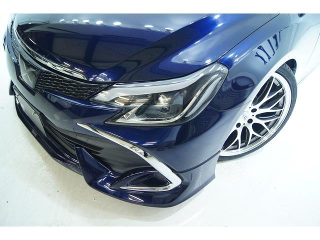 250G Fパッケージ 新品モデリスタフロントハーフ 新品19インチホイール 新品タイヤ 新品車高調 新品ヘッドライト レーダークルーズ(31枚目)