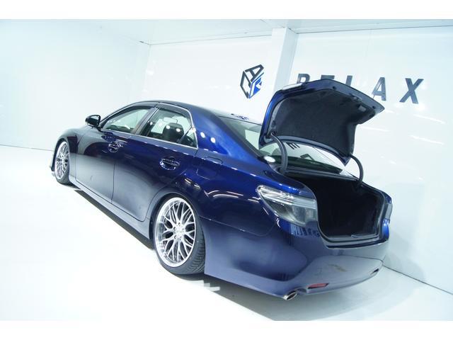250G Fパッケージ 新品モデリスタフロントハーフ 新品19インチホイール 新品タイヤ 新品車高調 新品ヘッドライト レーダークルーズ(34枚目)