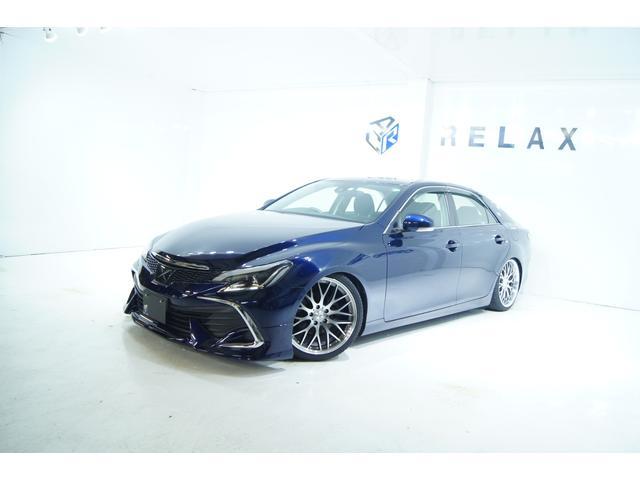 250G Fパッケージ 新品モデリスタフロントハーフ 新品19インチホイール 新品タイヤ 新品車高調 新品ヘッドライト レーダークルーズ(36枚目)