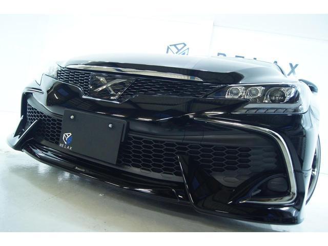 250G Fパッケージ 新品モデリスタ仕様 新品3眼ヘッドライト 新品19ホイール 新品タイヤ 新品車高調 社外ナビ バックカメラ(2枚目)