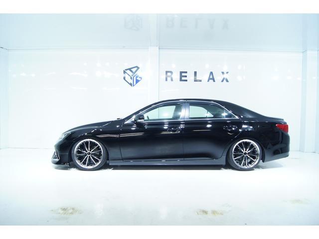 250G Fパッケージ 新品モデリスタ仕様 新品3眼ヘッドライト 新品19ホイール 新品タイヤ 新品車高調 社外ナビ バックカメラ(10枚目)