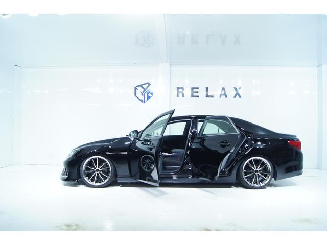 250G Fパッケージ 新品モデリスタ仕様 新品3眼ヘッドライト 新品19ホイール 新品タイヤ 新品車高調 社外ナビ バックカメラ(11枚目)