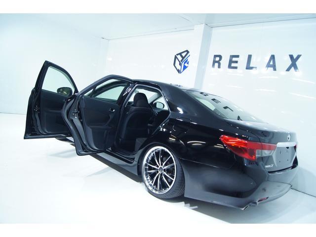 250G Fパッケージ 新品モデリスタ仕様 新品3眼ヘッドライト 新品19ホイール 新品タイヤ 新品車高調 社外ナビ バックカメラ(12枚目)