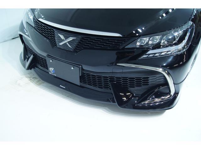 250G Fパッケージ 新品モデリスタ仕様 新品3眼ヘッドライト 新品19ホイール 新品タイヤ 新品車高調 社外ナビ バックカメラ(19枚目)