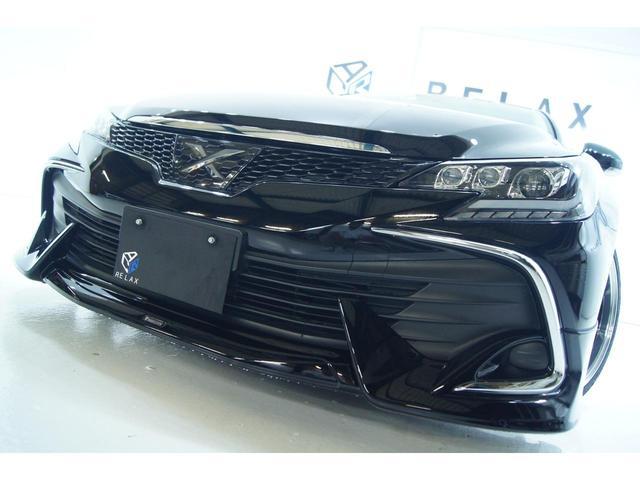 250G Fパッケージ 新品モデリスタ仕様 新品ヘッドライト 新品ホイール 新品タイヤ 新品車高調 社外ナビ(2枚目)