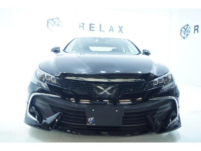 250G Fパッケージ 新品モデリスタ仕様 新品ヘッドライト 新品ホイール 新品タイヤ 新品車高調 社外ナビ(3枚目)