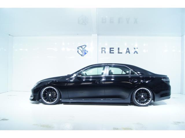 250G Fパッケージ 新品モデリスタ仕様 新品ヘッドライト 新品ホイール 新品タイヤ 新品車高調 社外ナビ(10枚目)