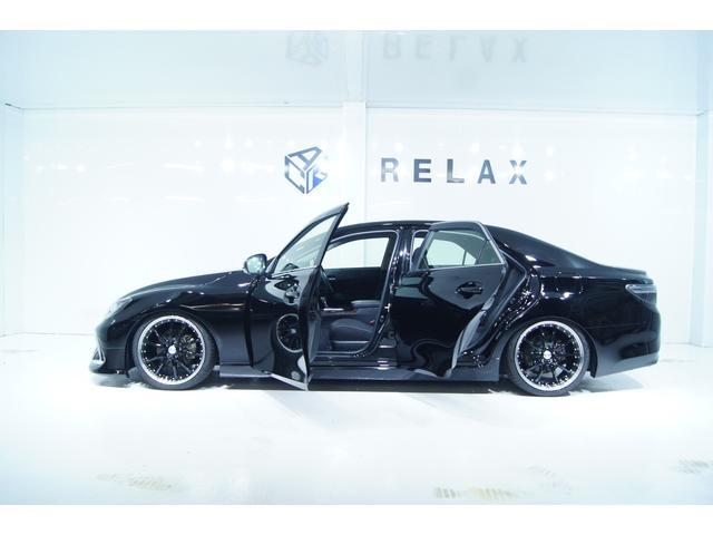 250G Fパッケージ 新品モデリスタ仕様 新品ヘッドライト 新品ホイール 新品タイヤ 新品車高調 社外ナビ(11枚目)