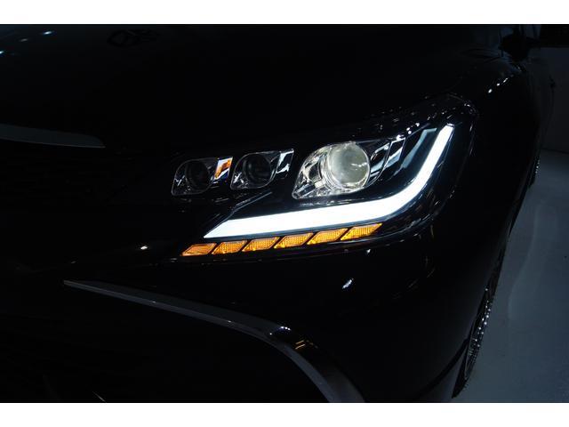 250G Fパッケージ 新品モデリスタ仕様 新品ヘッドライト 新品ホイール 新品タイヤ 新品車高調 社外ナビ(21枚目)