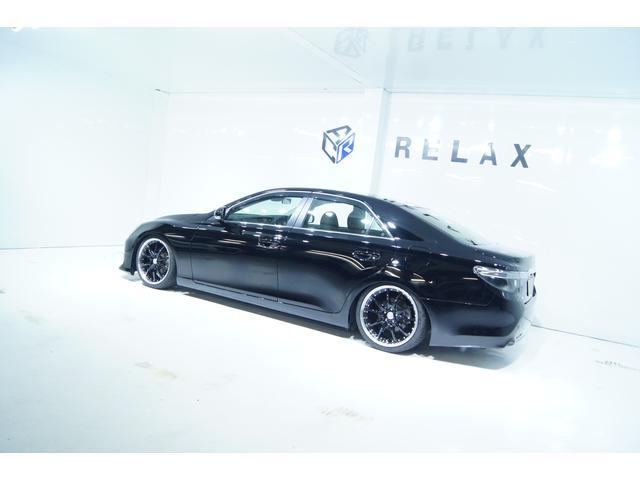 250G Fパッケージ 新品モデリスタ仕様 新品ヘッドライト 新品ホイール 新品タイヤ 新品車高調 社外ナビ(35枚目)