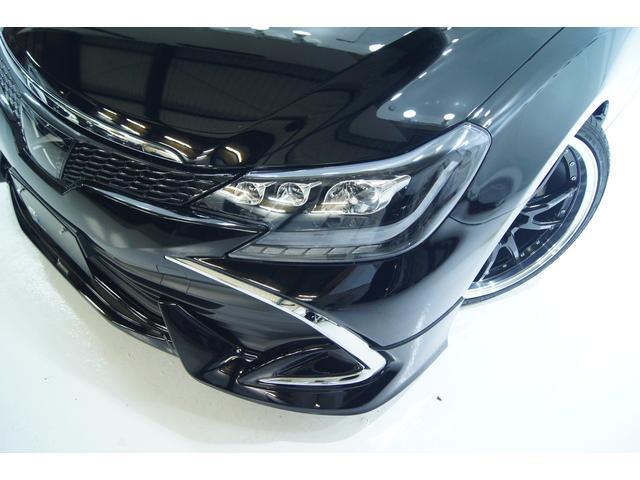 250G Fパッケージ 新品モデリスタ仕様 新品ヘッドライト 新品ホイール 新品タイヤ 新品車高調 社外ナビ(36枚目)