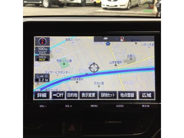 トヨタ C-HR G LEDヘッドライト トヨタセーフティーセンス
