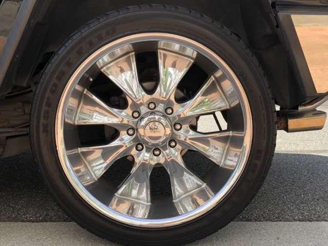 タイプG 4WD4本出しマフラー メッキ24AW 1ナンバー(4枚目)