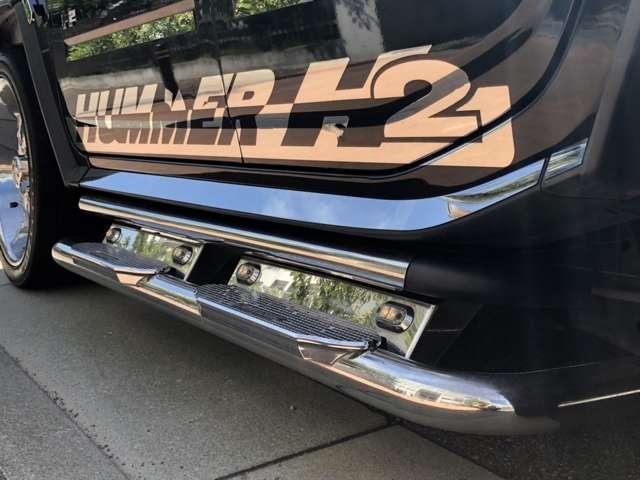 タイプG 4WD4本出しマフラー メッキ24AW 1ナンバー(11枚目)