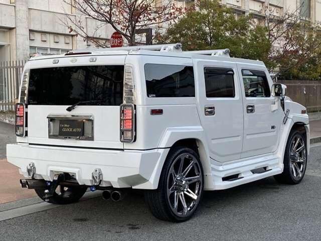 「ハマー」「ハマーH2」「SUV・クロカン」「兵庫県」の中古車11