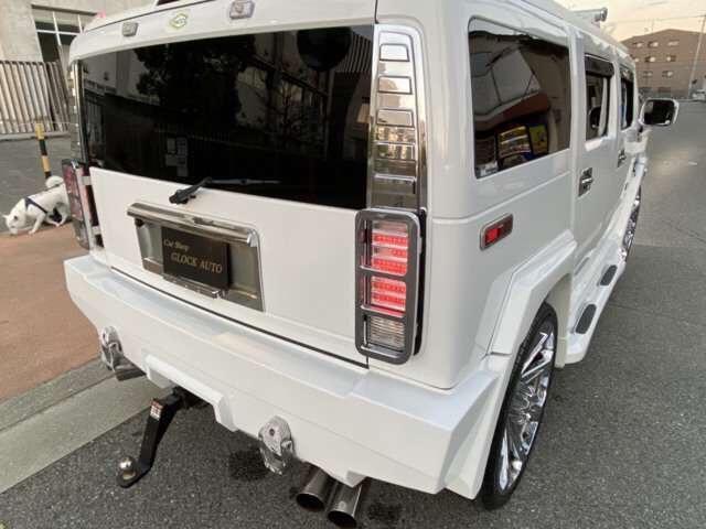 「ハマー」「ハマーH2」「SUV・クロカン」「兵庫県」の中古車13