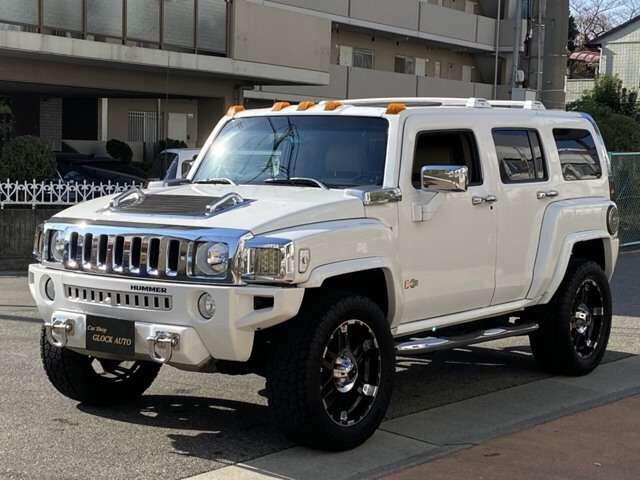 「ハマー」「ハマーH3」「SUV・クロカン」「兵庫県」の中古車3